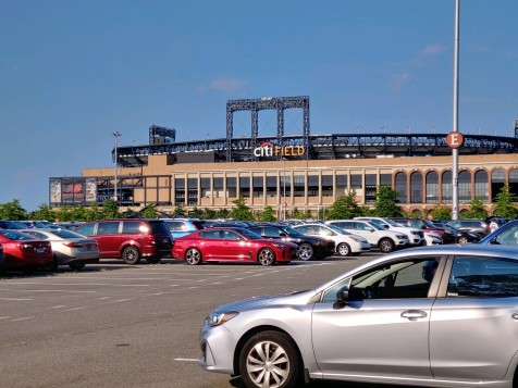 citifield outside
