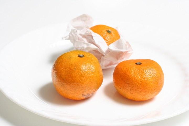Mandarin Orange 3