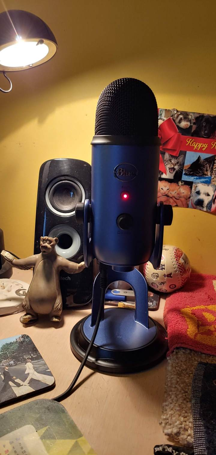 Marvin the Microphone